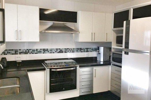 Apartamento à venda com 4 dormitórios em Santo antônio, Belo horizonte cod:273863 - Foto 17