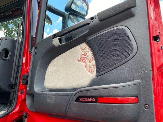 Scania R 440 4x2 Toco Automático Completo 2015 Rodas de Alumínio Fino Trato - Foto 15