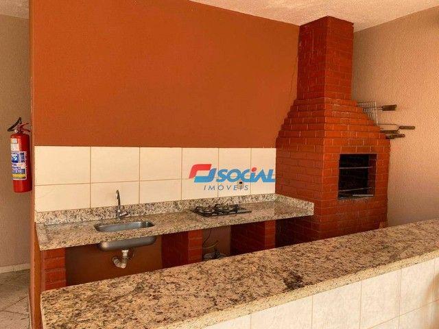 Apartamento com 2 dormitórios à venda, 117 m² por R$ 330.000,00 - Embratel - Porto Velho/R - Foto 16