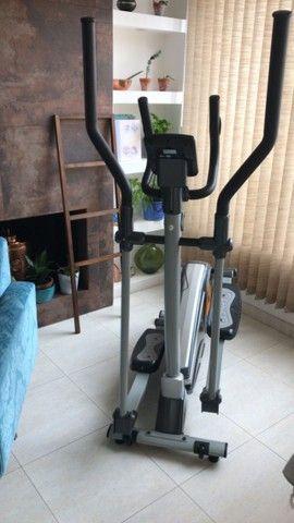 Transport Elliptical Trainer Magnetic Polishop - Baixou o preço!!