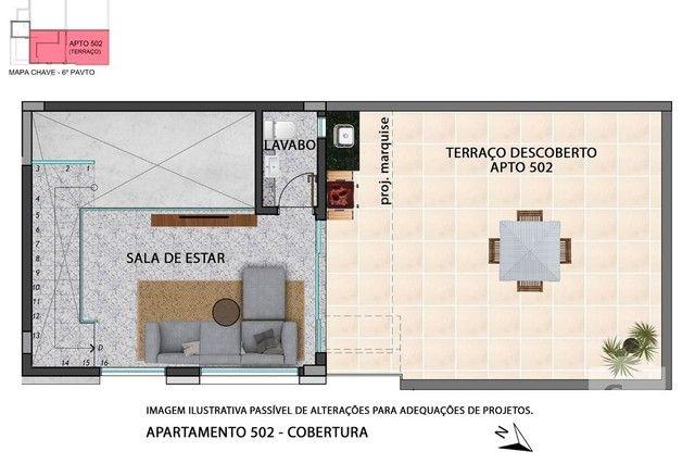 Apartamento à venda com 2 dormitórios em Anchieta, Belo horizonte cod:280097 - Foto 6