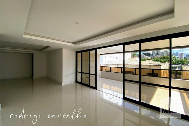 Apartamento à venda com 4 dormitórios em Santo agostinho, Belo horizonte cod:319642 - Foto 4