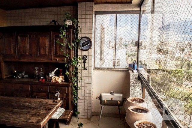 Apartamento à venda com 4 dormitórios em Santa efigênia, Belo horizonte cod:259217 - Foto 3