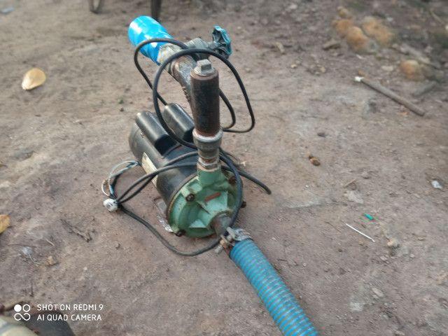 Bomba de irrigação 3 cv