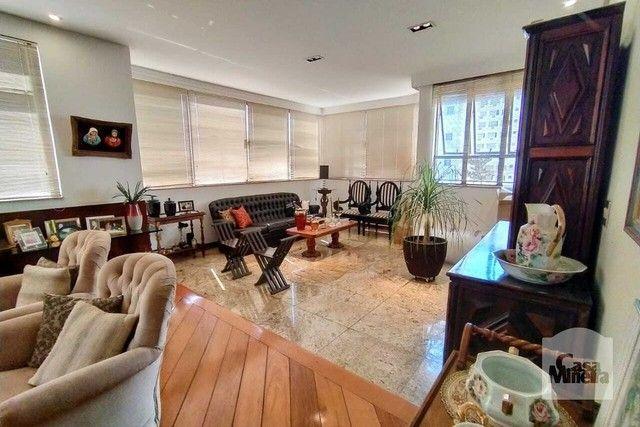 Apartamento à venda com 4 dormitórios em Serra, Belo horizonte cod:316296 - Foto 5