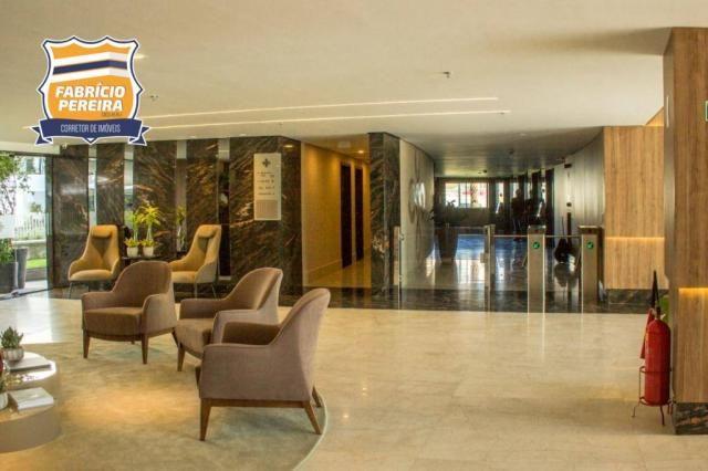 Apartamento com 3 dormitórios para alugar, 96 m² por R$ 1.900/mês - Mirante - Campina Gran - Foto 14