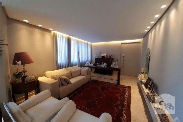 Apartamento à venda com 4 dormitórios em Lourdes, Belo horizonte cod:278825 - Foto 4