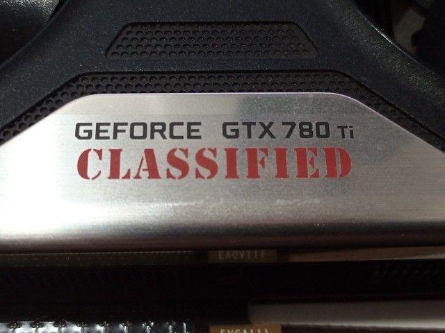 Placa de vídeo GTX780ti