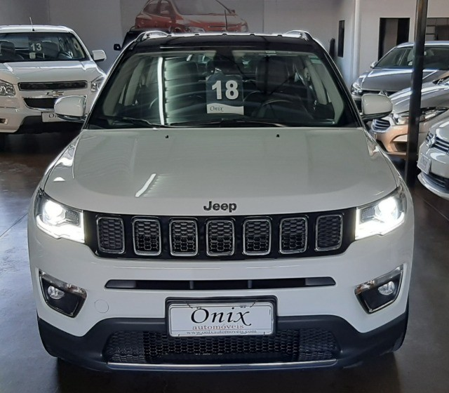 Jeep Compass 2.0 Limeted