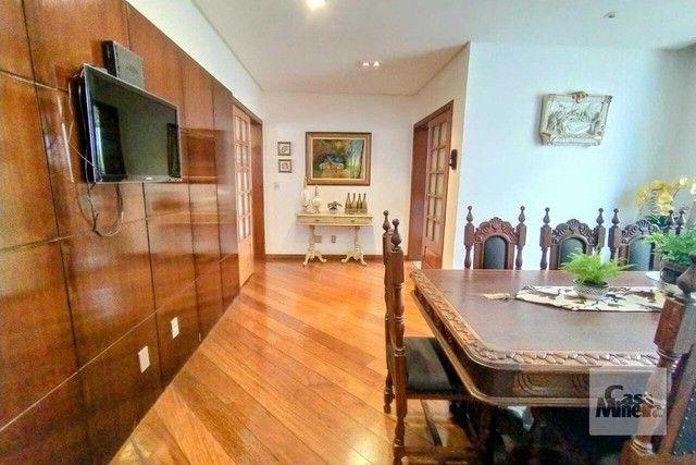 Apartamento à venda com 4 dormitórios em Serra, Belo horizonte cod:316296 - Foto 7