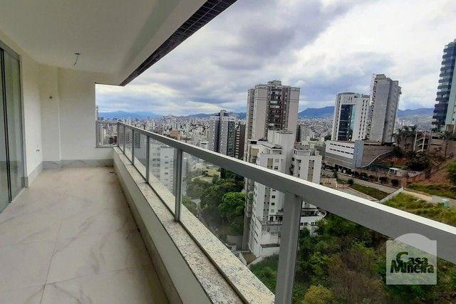 Apartamento à venda com 4 dormitórios em Luxemburgo, Belo horizonte cod:271942
