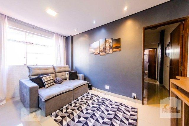 Apartamento à venda com 2 dormitórios em Alto caiçaras, Belo horizonte cod:320891 - Foto 2