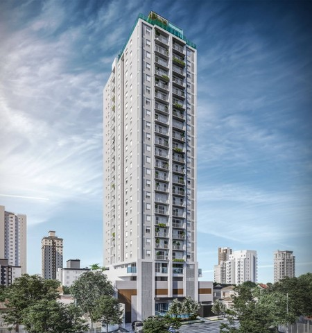 Apartamento com 2 quartos no 360 Oeste LifeStyle - Bairro Setor Oeste em Goiânia