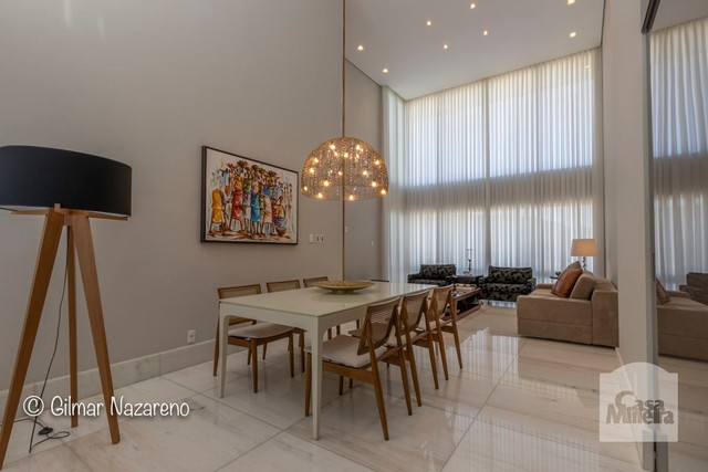 Casa de condomínio à venda com 4 dormitórios em Alphaville, Nova lima cod:237203