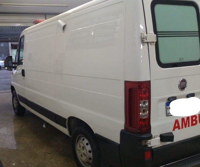 Fiat Ducato Ambulância Remoção  - Foto 3