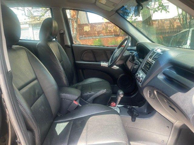 Kia Sportage Lx 2.0 aut 2008 + u.dono + muito nova + blindada - Foto 7