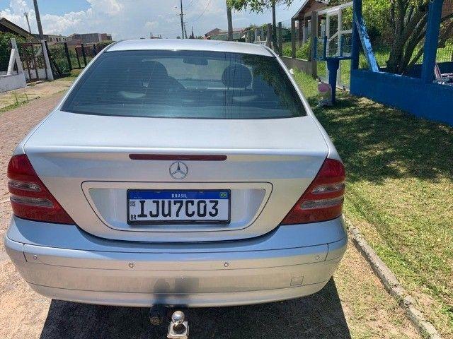 Torro Relíquia Mercedes Bens C - 180 por 33 Mil - Foto 7
