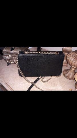 Bolsa de couro legítimo  - Foto 5