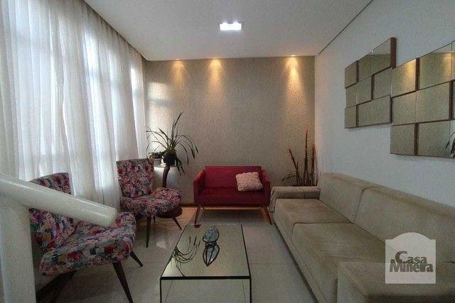 Apartamento à venda com 3 dormitórios em São lucas, Belo horizonte cod:272517