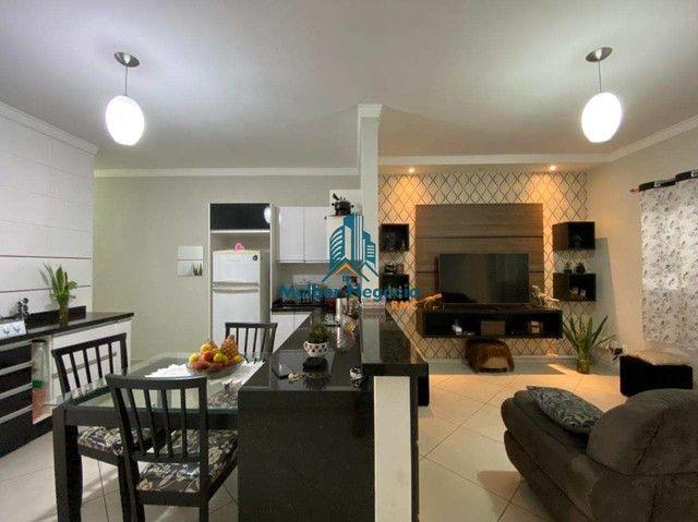 Casa com 2 dorms, Parque Ideal (Nova Veneza), Sumaré - R$ 299 mil, Cod: CA1266 - Foto 3