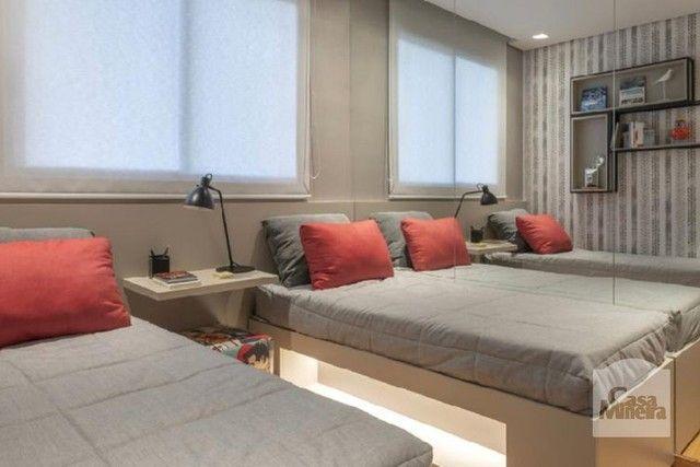 Apartamento à venda com 3 dormitórios em Jaraguá, Belo horizonte cod:250971 - Foto 12