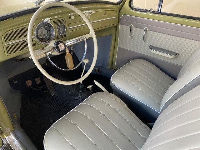 Fusca 1959 alemão, apenas 3 unidades - Foto 3
