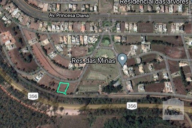 Loteamento/condomínio à venda em Alphaville, Nova lima cod:316740 - Foto 4