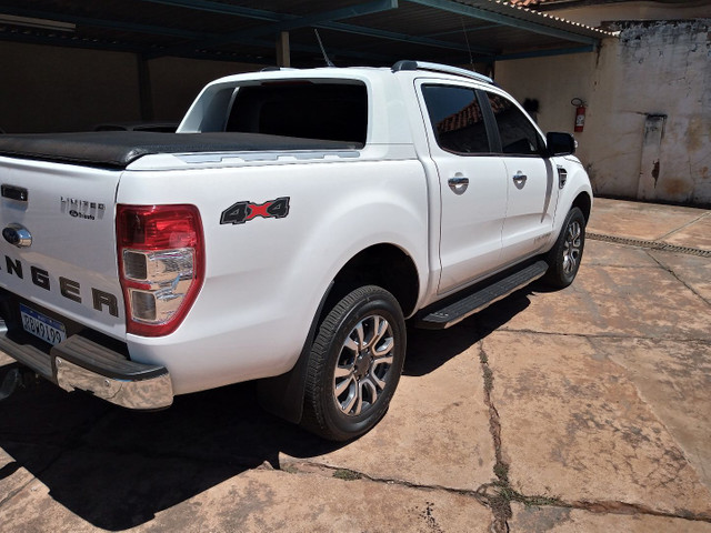 Ford ranger limited  2020/2021 km 5.000completo 4x4 - Foto 4