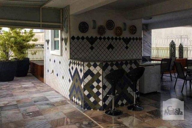 Apartamento à venda com 4 dormitórios em Santo antônio, Belo horizonte cod:273863 - Foto 19