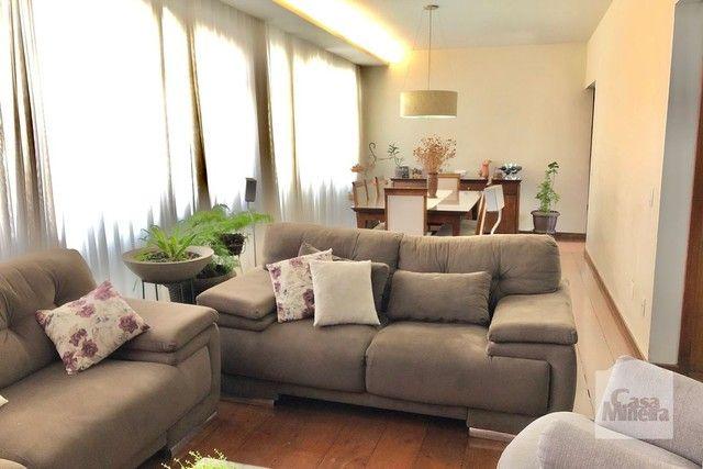 Apartamento à venda com 4 dormitórios em Lourdes, Belo horizonte cod:258761 - Foto 3