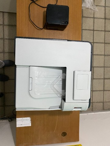 Impressora HP, 6 parcelas 250,00 Laser-Jet Color M551, No-break incluso  - Foto 6