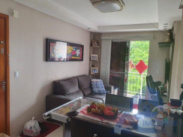 Paradiso Girassol > 44m², 2 Dormitórios c/ Banheiro Social, 1 Vaga, Próx. Bemol Torquato - Foto 2