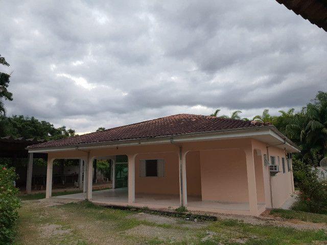 Vendo área com 20 mil m² Morretes com casa 180m², Barracão com 250m²