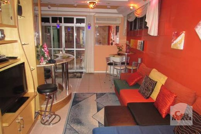 Apartamento à venda com 4 dormitórios em Santa rosa, Belo horizonte cod:15724