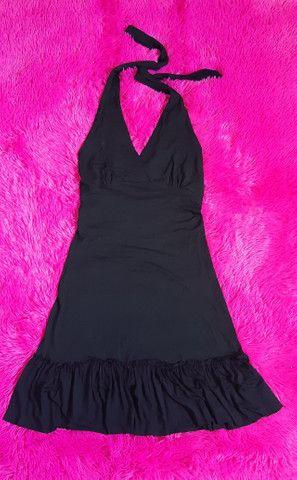 Vestido preto - Foto 3