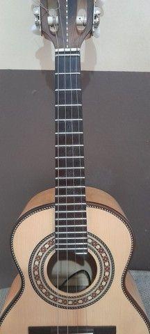 Cavaquinho Faia - Luthier Jaime ferreira - Foto 5