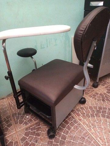 Cadeira manicure - Foto 6