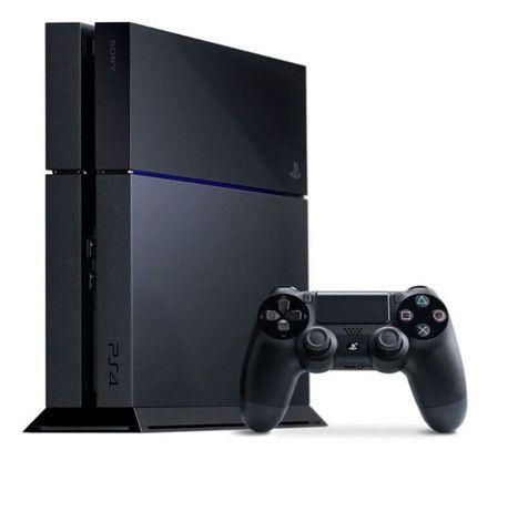 Playstation 4 Fat 500gb Envelopado Spider C/ 1 Controle + Garantia