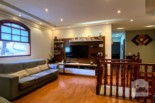 Casa à venda com 5 dormitórios em Itapoã, Belo horizonte cod:315254 - Foto 3