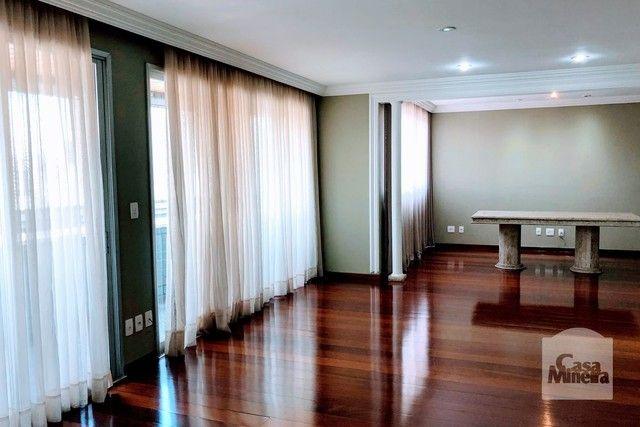 Apartamento à venda com 4 dormitórios em Santo agostinho, Belo horizonte cod:277343 - Foto 4