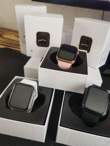 Smartwatch W26+ cores  - passamos cartão.