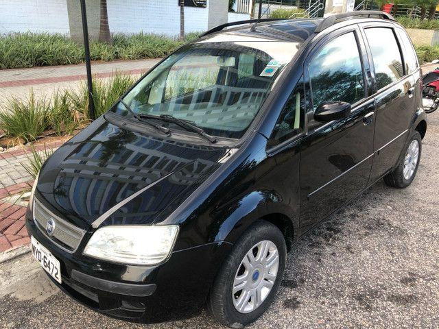Fiat Idea Elx 1.4 C Apenas Km 100.000 Troco e Financio