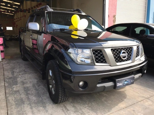 Nissan Frontier SE Attack 4x4 2012