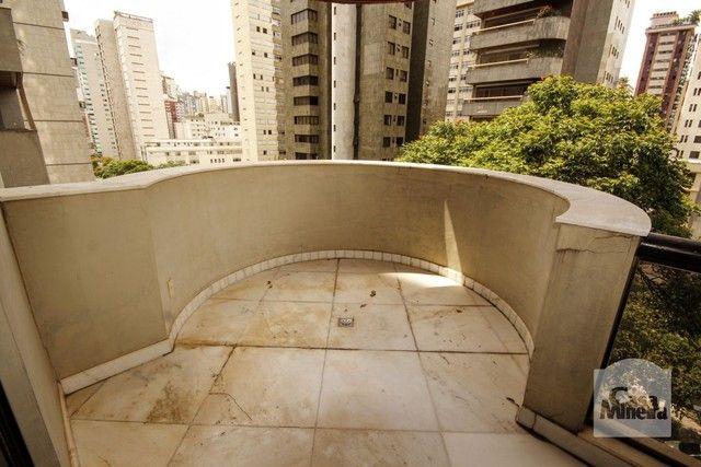 Apartamento à venda com 4 dormitórios em Lourdes, Belo horizonte cod:277793 - Foto 4
