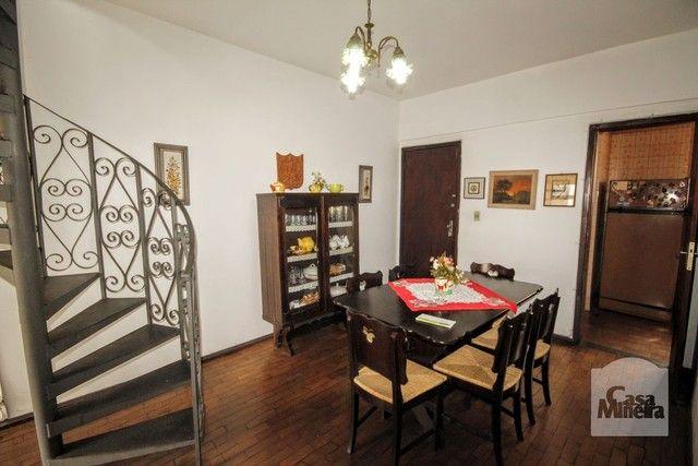 Apartamento à venda com 4 dormitórios em Barro preto, Belo horizonte cod:276937