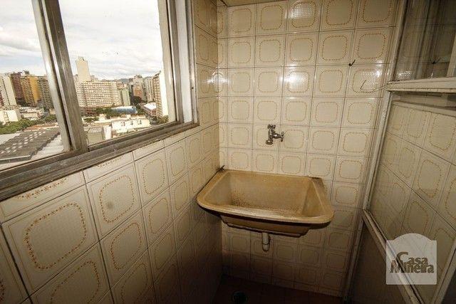 Apartamento à venda com 1 dormitórios em Barro preto, Belo horizonte cod:276697 - Foto 8