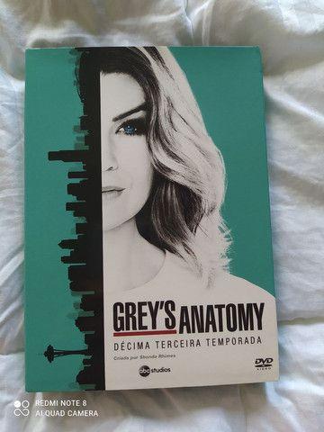Dvd Grey s anatomy 13 temporada
