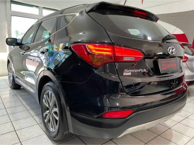Hyundai Santa Fé GLS 3.3V6 *Teto Panorâmico, Interior Terra Cota, 4X4, 7Lugares* - Foto 9
