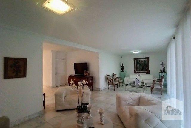 Apartamento à venda com 4 dormitórios em Santo agostinho, Belo horizonte cod:271100 - Foto 5