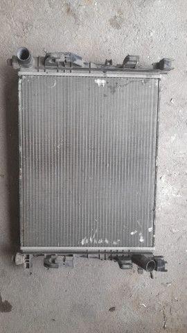 Radiador renault logan duster oroch sandero 2015 ou acima original